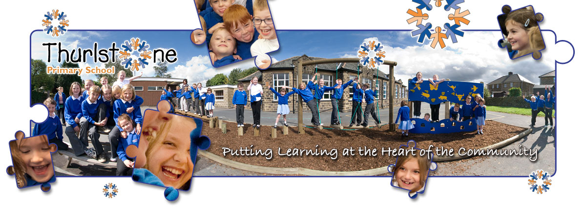 Thurlstone Primary School - Putting Learning at the Heart of the Community